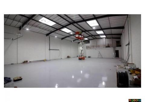 Комплексный ремонт производственного помещения