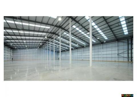 Ремонт и внутренняя отделка склада
