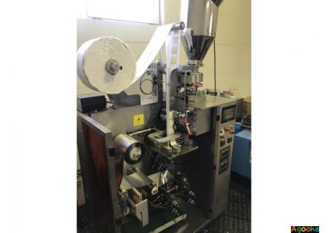 Ультразвуковая машина для упаковки дрип-пакетов с кофе Sengong C19D