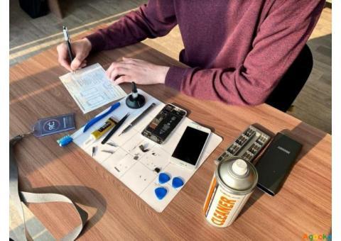 Консультация по ремонту iPhone в сервисе ЯСделаю.Челябинск