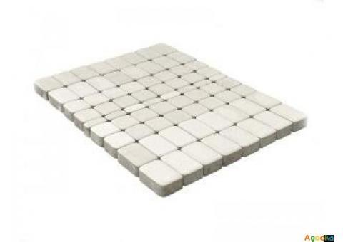 Тротуарная вибропресованная плитка от производителя