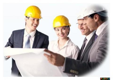 Работы строительные в области инженерных систем.